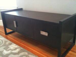 West Elm Media Console for Sale in Kensington, MD