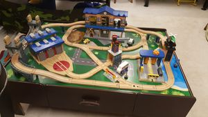 Wooden Train Table for Sale in FX STATION, VA