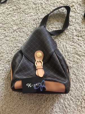 Authentic Rioni bag/ backpack- made in Italy for Sale in Houston, TX