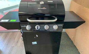 Brand New Black Char-Broil BBQ Grill! WX for Sale in Kyle, TX