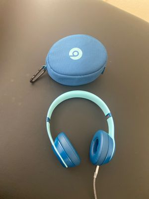 Beats solo 3 headphones 🎧 Apple AirPod Powerbeats for Sale in San Diego, CA