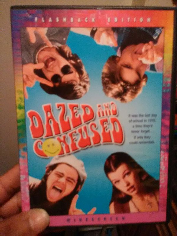 Dazed And Confused Flash Back Edition DVD