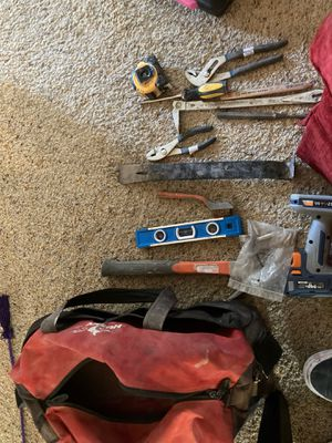 Tools with tool bag. for Sale in La Mesa, CA