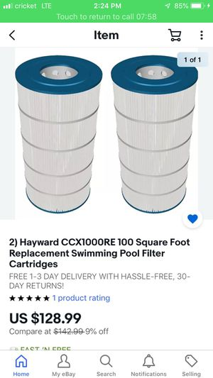 Hayward brand new filter for Sale in Pittsburgh, PA