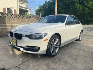 2013 bmw 328xi white with red sport interior 109k miles for Sale in Ridgefield, NJ