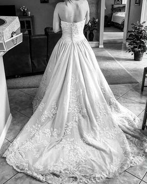 Justin Alexander Wedding Dress for Sale in Oviedo, FL