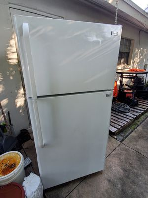Refrigerator- HAIER 2016 - just needs a fan motor for Sale in Cocoa Beach, FL