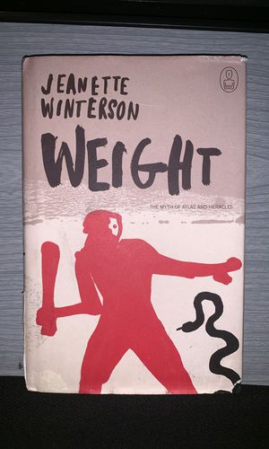 Book: Weight by Jeanette Winterson for Sale in Cashmere, WA
