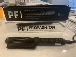 PF Profashion hair curler and straightener for Sale in Norcross, GA