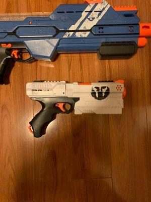 Nerf Guns (Rival Nerf Guns) for Sale in Hillsboro, OR