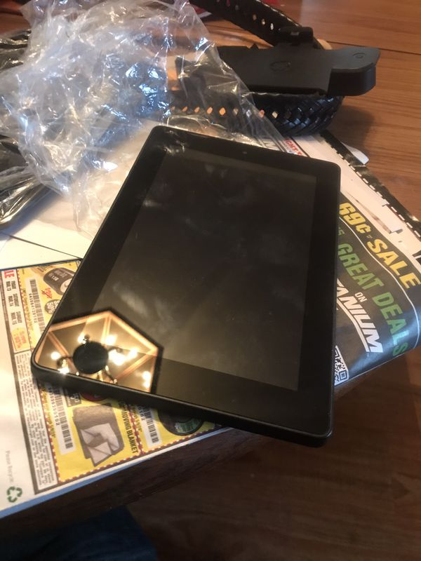 Amazon fire tablet sq46cw