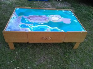 Kids play cabinet table for Sale in BVL, FL