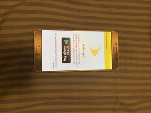Factory unlocked Samsung Galaxy Note5 for Sale in Arlington, VA