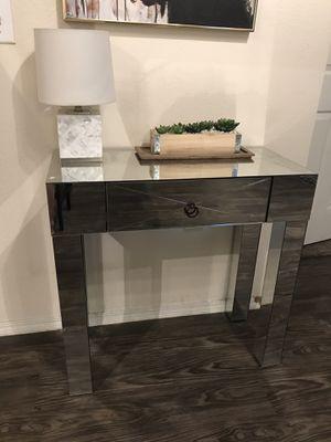 Mirrored Console Table for Sale in Dallas, TX