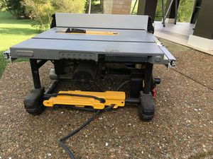 Table saw 24 inches dewalt for Sale in Nashville, TN