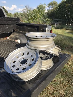 Rims for trailer tires for Sale in Brentwood, TN