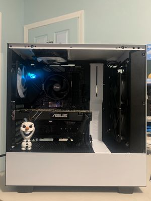 Gaming pc computer 1070 rtx AMD 5 3600 for Sale in Burbank, CA