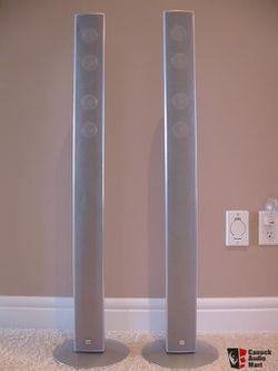 Canton's CD 100 II floor standing speaker 120 watts for Sale in Washington,  DC