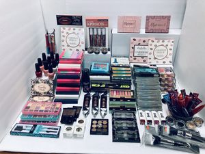 EXCELLENT WHOLESALE MAKEUP DEAL 132 pcs LOREAL. MAYBELLINE. COVERGIRL. OPI. MACARIA. OKALAN. BEAUTY CREATIONS. CALA. BE BELLA. BELLAPIERRE. KLEANCO for Sale in Los Angeles, CA
