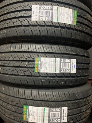 255/55/20 new tires for Sale in Arlington, TX