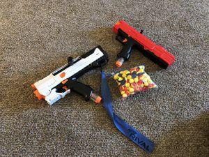 Soft nerf bullet guns for Sale in Gilbert, AZ