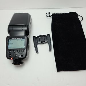 Powerextra Flash Speedlite with LCD Display, GN38 Off-Camera Zoom Flash for Canon Nikon Pentax Panasonic Olympus and Sony DSLR Camera, Digital Cameras for Sale in Las Vegas, NV
