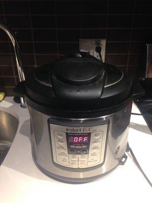 Instant pot for Sale in Cambridge, MA