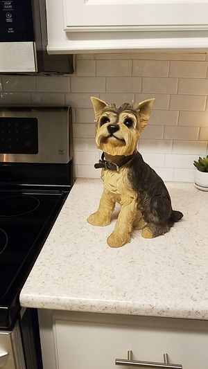 Yorkshire puppy statue for Sale in Sebring, FL
