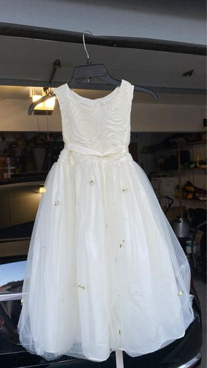 Free Flower girl or first communion dress for Sale in San Jose, CA