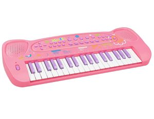 37 Keys Piano Keyboard for Kids Multifunction Portable Piano Electronic Keyboard Music Instrument for Kids Early Learning Educational Toy for 3-10 Ye for Sale in Fontana, CA