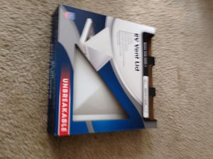 RV Vent Lid Unbreakable Match ventline and Elixir White for Sale in Chicago, IL