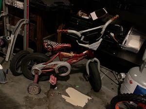 Toddler bike for Sale in San Jacinto, CA