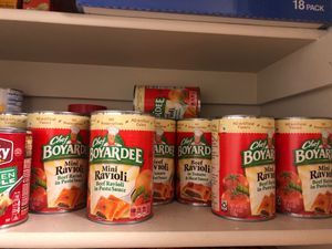 Free can foods and boxes for Sale in Salt Lake City, UT