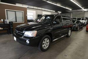 2003 Toyota Highlander for Sale in Federal Way, WA