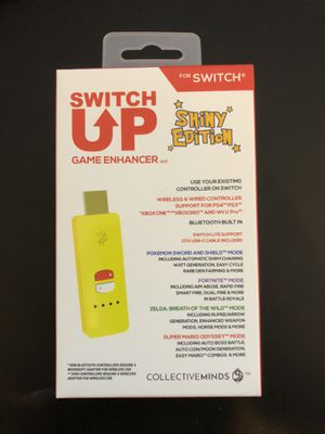 SwitchUp enhancer shiney version - Nintendo Switch for Sale in Tavares, FL
