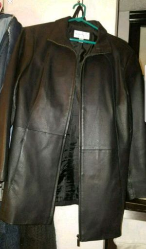 Womens leather Coat for Sale in Tampa, FL