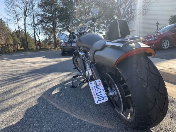 2009 Harley VROD Muscle CUSTOM :TRADE