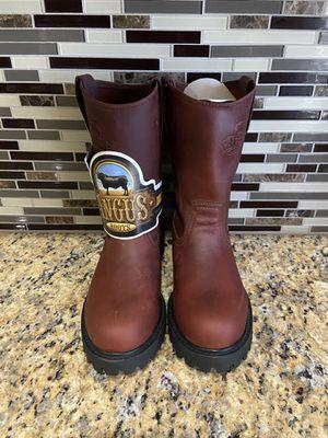 Working boots /botas de trabajo for Sale in Las Vegas, NV