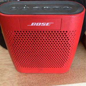 Bose Bluetooth Speaker for Sale in Torrance, CA