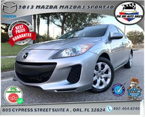 2013 Mazda Mazda3 Sport 4D for Sale in Orlando, FL