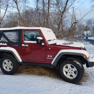 2008 Jeep Wrangler X .Auto for Sale in Waterbury, CT
