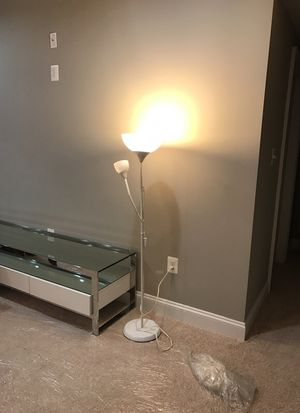 Floor lamp 55 inches tall for Sale in Ellicott City, MD