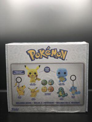 Funko Pop Pokemon Flocked Box for Sale in Linden, NJ