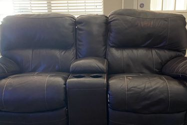 Brown Leather Rocking & Reclining Sofas for Sale in Rowlett,  TX