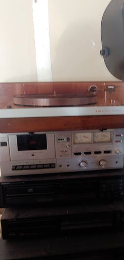 Vinatage Audiophile high end equipment. for Sale in Stockton,  CA