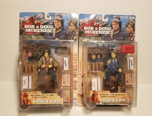 """Strange Brew"" Bob & Doug McKenzie McFarland Figures for Sale in North Highlands, CA"