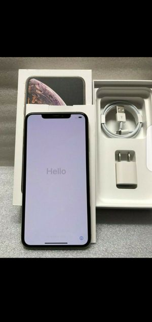 IPhone xs max for Sale in Amarillo, TX