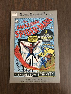Marvel the amazing spider man collectible comic for Sale in Los Angeles, CA