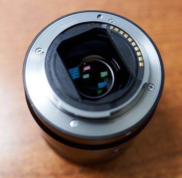 Sony 55mm f/1.8
