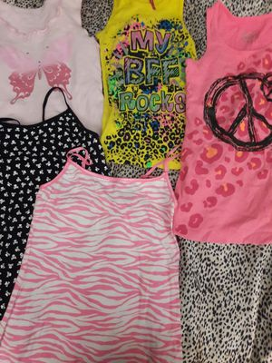 Girls Tank Tops Lot Size 10/12 for Sale in Montclair, CA